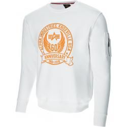 Photo of Alpha Industries Anniversary Sweater Weiss L Alpha Industries Inc.