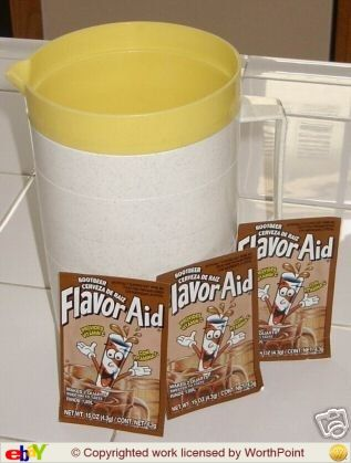 I Know This Is Flavor Aid But Who Remembers The Wyler S Root Beer Kool Aid Mix Root Beer Retro Recipes Flavors