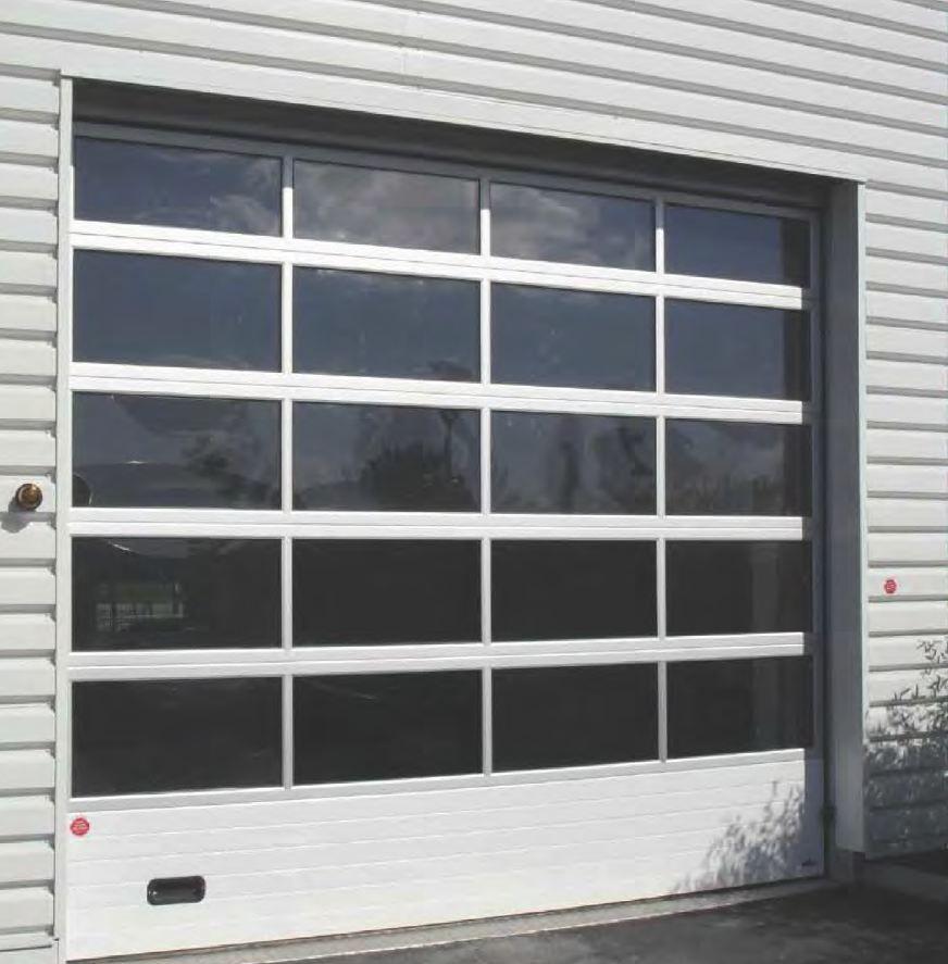 Porte De Garage Vitré Portes De Garage Pinterest - Porte de garage aluminium