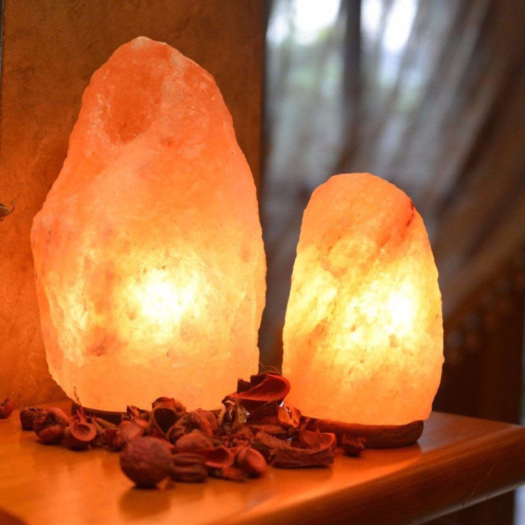 Himalayan Salt Lamps Do They Work Gorgeous Raw Himalayan Salt Lamps  Herbs And Spells  Pinterest  Himalayan Decorating Inspiration