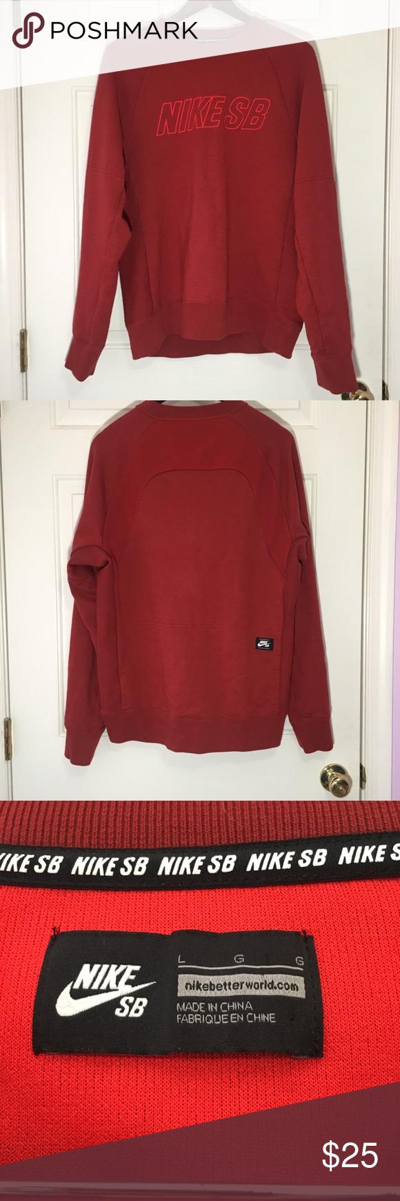 Nikesb Crewneck Sweatshirt Crew Neck Sweatshirt Clothes Design Sweatshirts [ 1740 x 580 Pixel ]