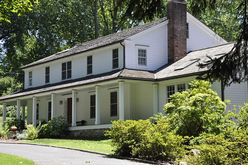what the Napier Rd house could become white country house
