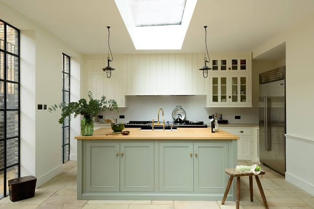 Modern Country kitchen Click through to Modern country Style for