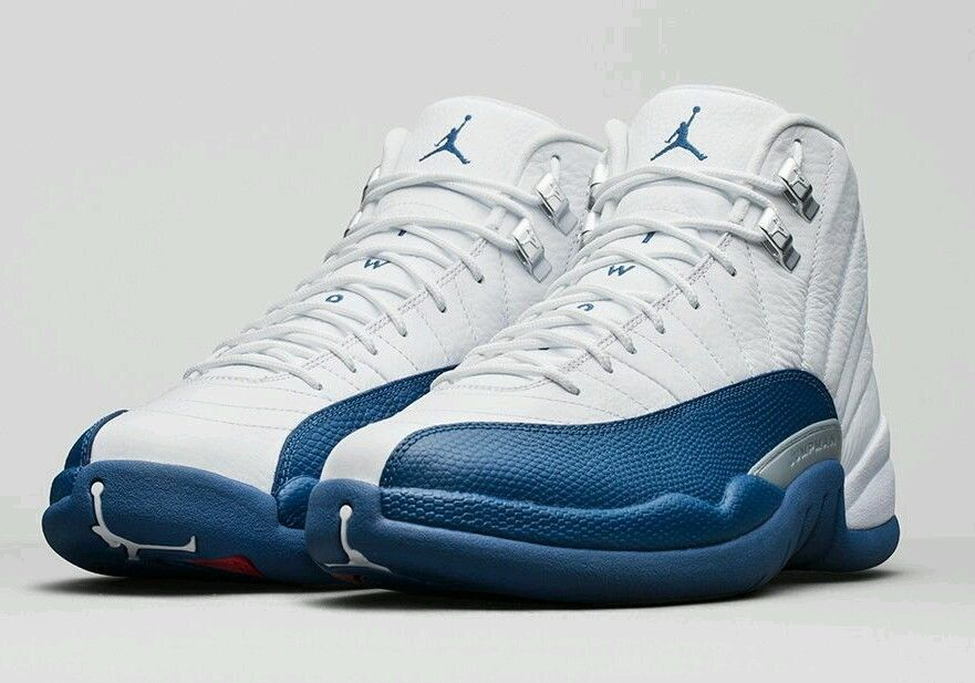 2174af1e40da Nike Air Jordan Retro XII 12 French Blue Men s Size 11 BNIB Dead Stock  wings  Jordan  AthleticSneakers