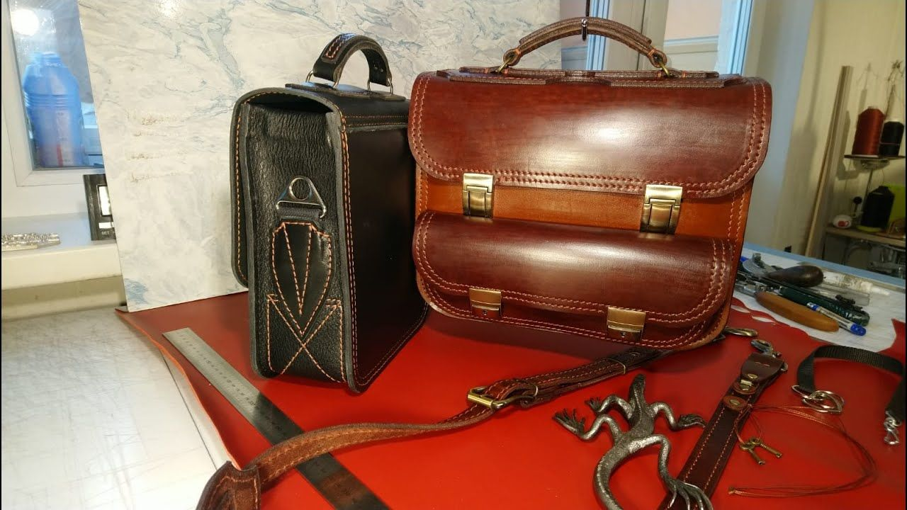 Photo of #Osipoff_Bag Briefcase 465.