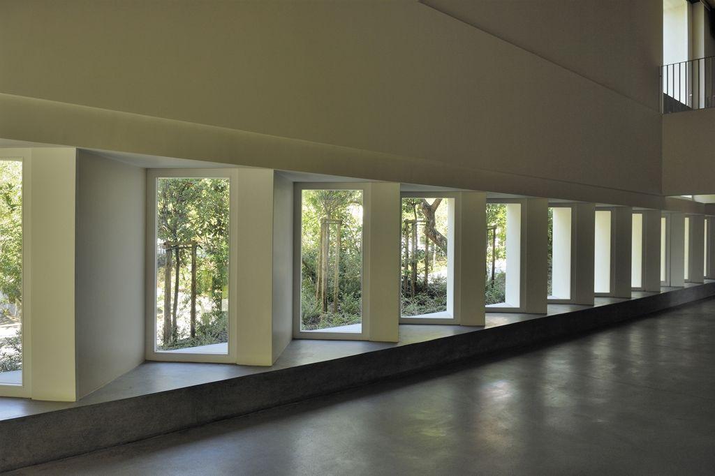 Escola Francisco de Arruda, Lisboa - Arquitecto José Neves