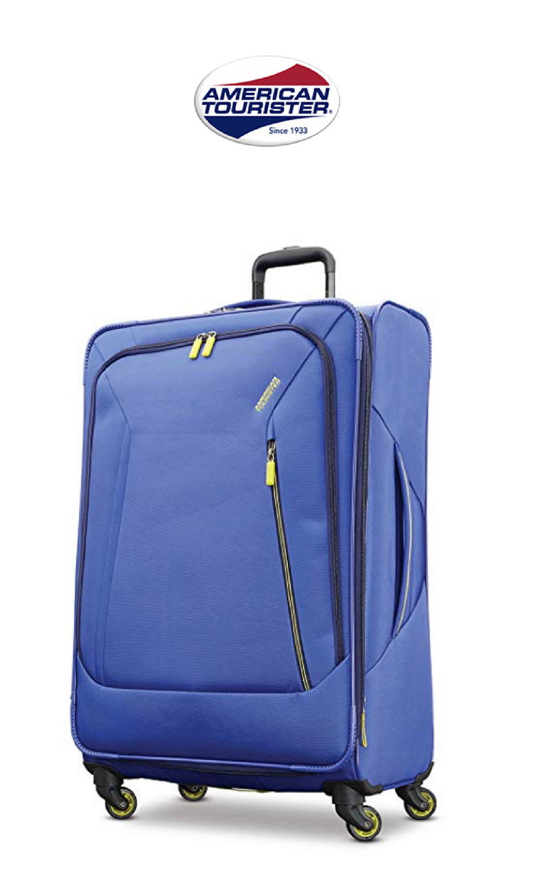 enfocar Superioridad jugador  The Latest American Tourister Travel Gear! | Find Me A Backpack | Travel  gear, American tourister, Stylish travel