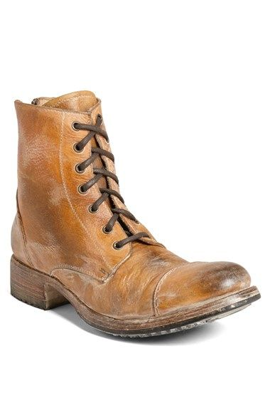 3bbb6301043 Free shipping and returns on Bed Stu 'Protégé' Cap Toe Boot (Men) at ...