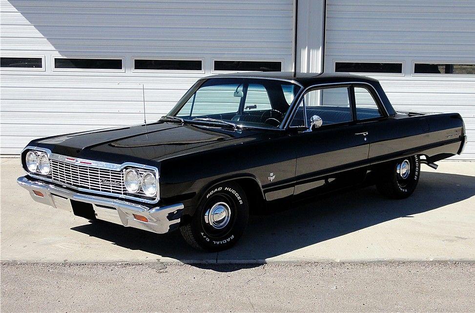 1964 Chevy Bel Air 409 2 Door Sedan Chevrolet Bel Air Chevrolet Bel Air