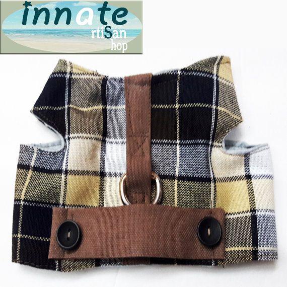 Coat / harness by InnateArtisanShop on Etsy