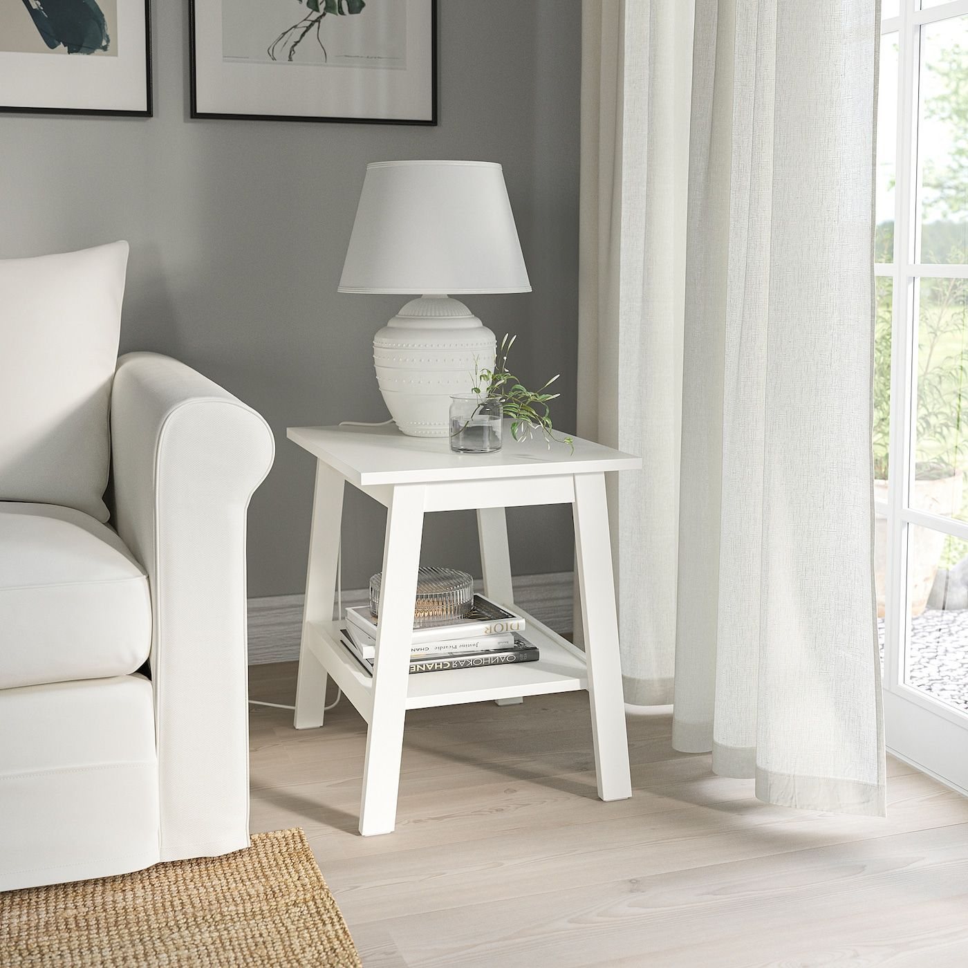 Ikea Lunnarp White Side Table 252834966568651952 White Side Tables White Side Table Living Room Side Table Decor Bedroom [ 1400 x 1400 Pixel ]