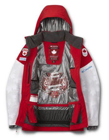 Team Canada Freestyle Ski Uniform Team Canada Fashion Clothes