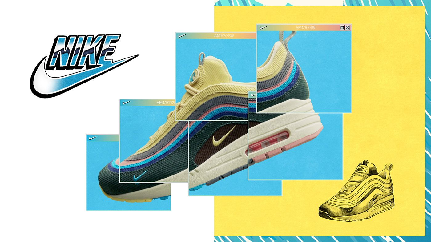 Air Max Day 18 on Behance | Air max day, Shoe poster, Shoe advertising