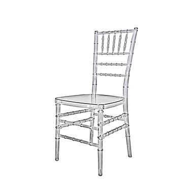 Ultimate Clear Furniture Roundup Dining Chairs Clear