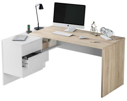 Lintu Eckschreibtisch Lintu Office Buro Homeoffice Homeofficedesign Furniture Officefurniture Eckschreibtisch Buroschreibtisch Wohnzimmer Schreibtisch