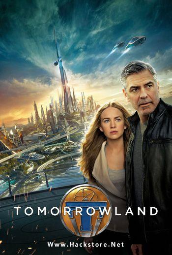 Tomorrowland 2015 Blu Ray Rip Hd Latino Hackstore Tomorrowland Pelicula Peliculas De Aventuras Mejores Peliculas Romanticas