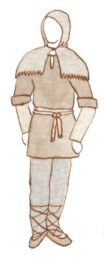 Peasant Costume 082812» Vector Clip Art | Jack | Pinterest ...