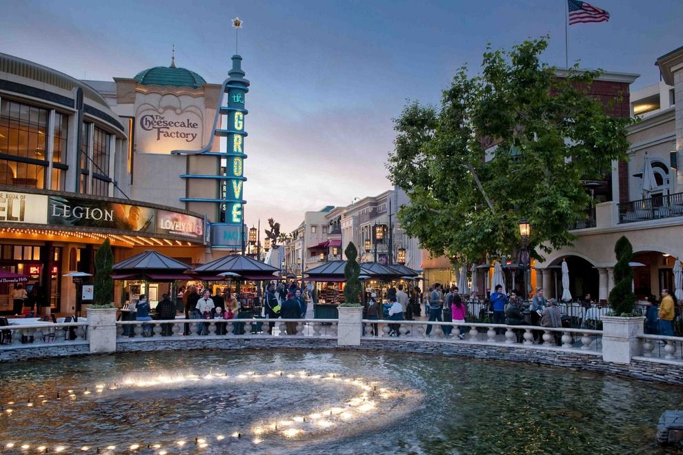 Best Los Angeles Shopping Top 10best Retail Reviews Los Angeles Shopping Los Angeles Mall Grove Los Angeles