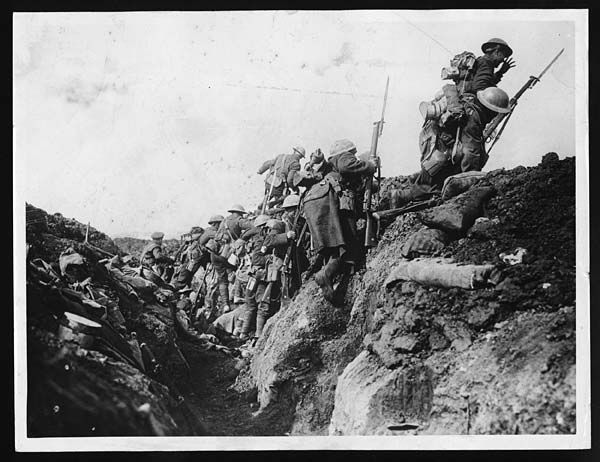 These guys Tommy Atkins, the Poilu, and anyone who fought in the - best of world war 1 map black and white