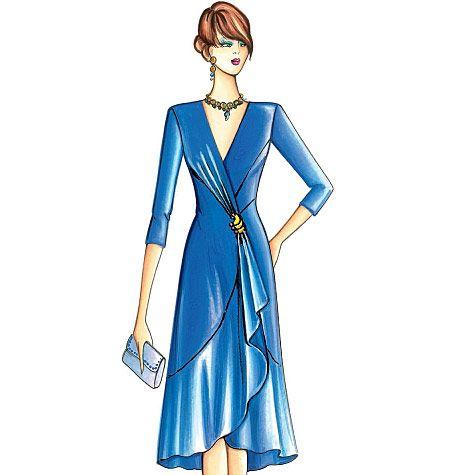 F3744, Marfy Dress | Dream List | Pinterest