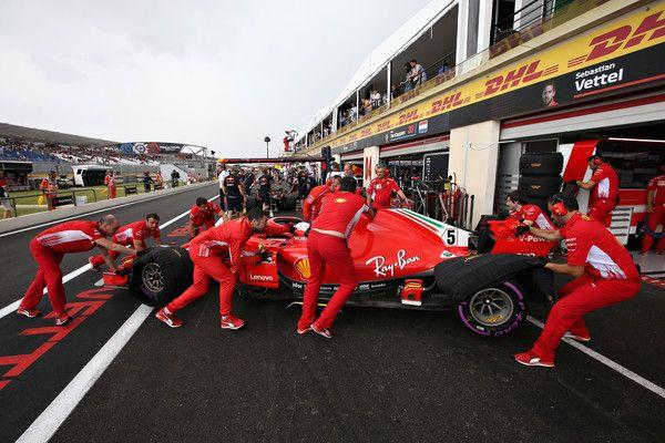 Sebastian Vettel Photos Photos F1 Grand Prix Of France