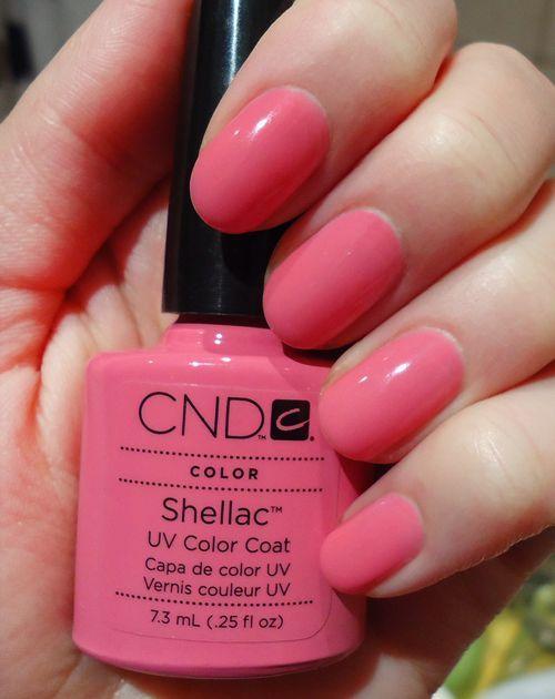 Color Shellac Cnd Colorsshellac Nail