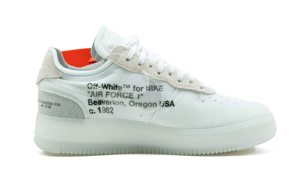 new products bb747 445d3 The 10  Nike Air Force 1 Low - AO4606 100