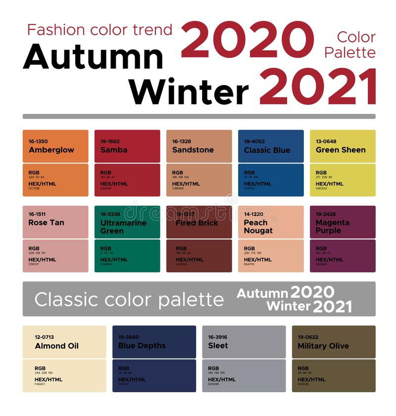 Fashion Color Trend Autumn Winter 2020 2021 Aw2021 Fw2021 In 2020 Color Trends Fashion Fall Fashion Colors Color Trends
