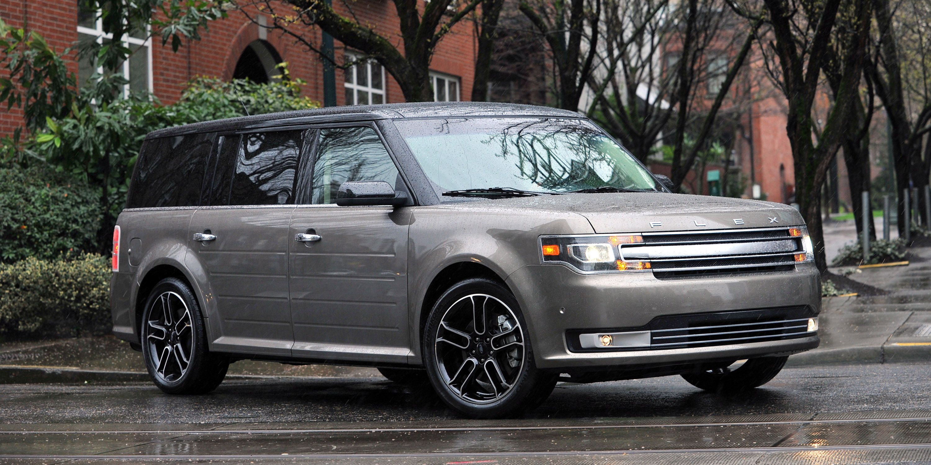 The 10 Best Cars Nobody Buys Ford Flex Wheels For Sale Car Driver