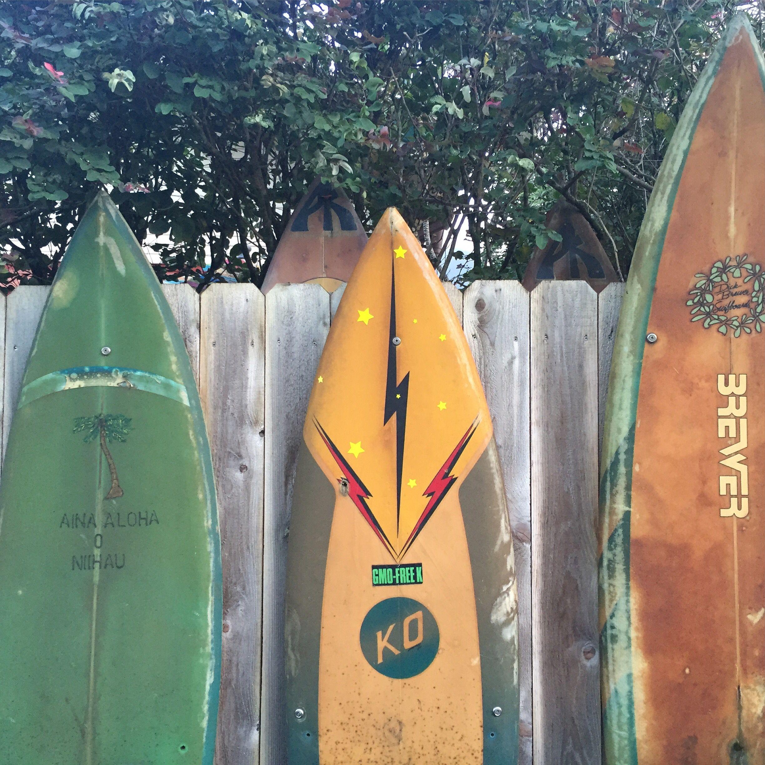 Surfboards Kauai Surf Pinterest Surfboards And Hawaii