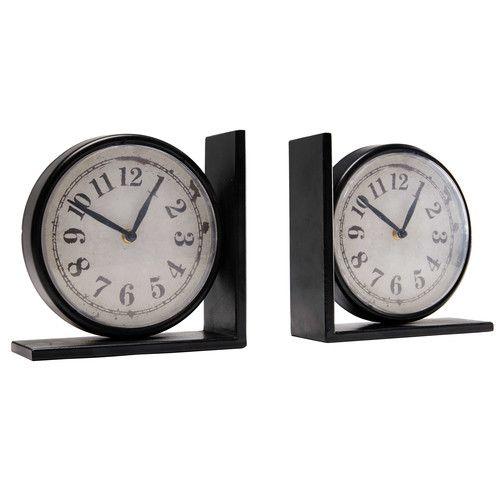 Horloges rouages en métal patiné   Horloge, Maison du monde et Le monde