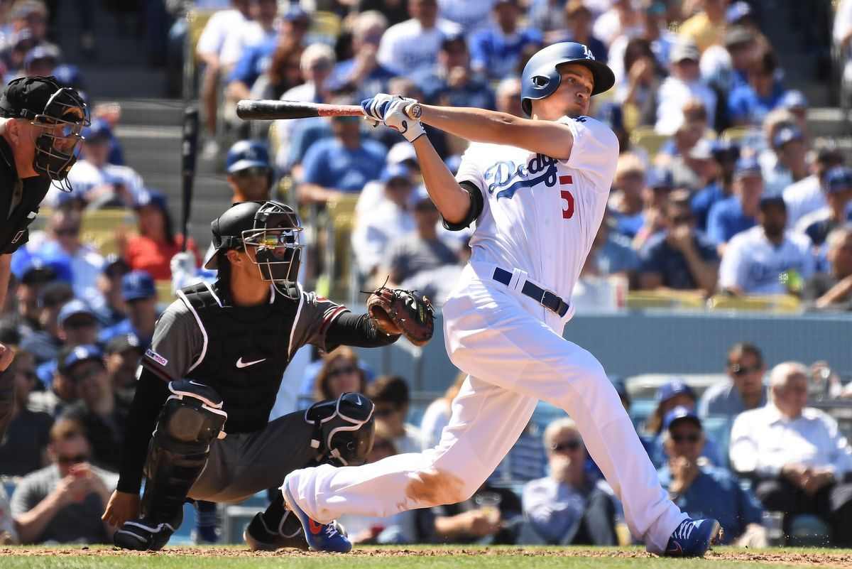 Corey Seagers longawaited return to Dodgers lineup makes