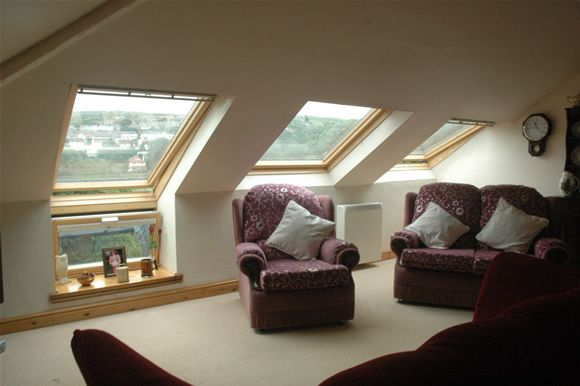 Low Ceiling With Skylight Windows That Open After Seeing These At My Cousins House In England I Need These Inredning Ideer