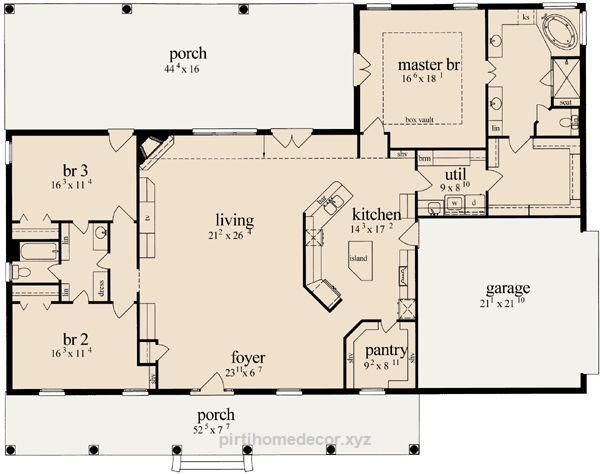 Pirtihomedecor Xyz Affordable House Plans Home Design Floor Plans Floor Plan Design