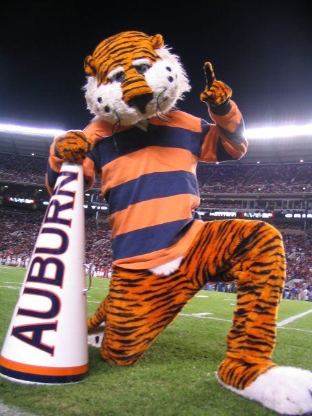 We Love #Aubie !     For Awesome Sports Stories and Audio Podcast, Visit our Blog at www.RollTideWarEagle.com