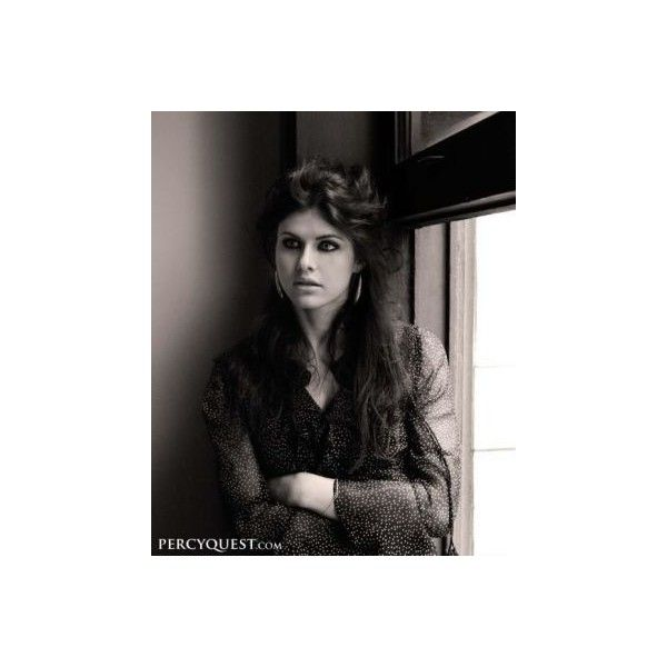 PercyQuest's Image Gallery    A Percy Jackson and the Olympians... ❤ liked on Polyvore featuring alexandra daddario, girls and percy jackson