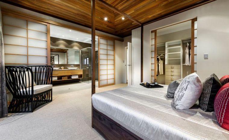 cran japonais salle de bain shoji et ide de sparation de pice - Idee De Separation Salle De Bain