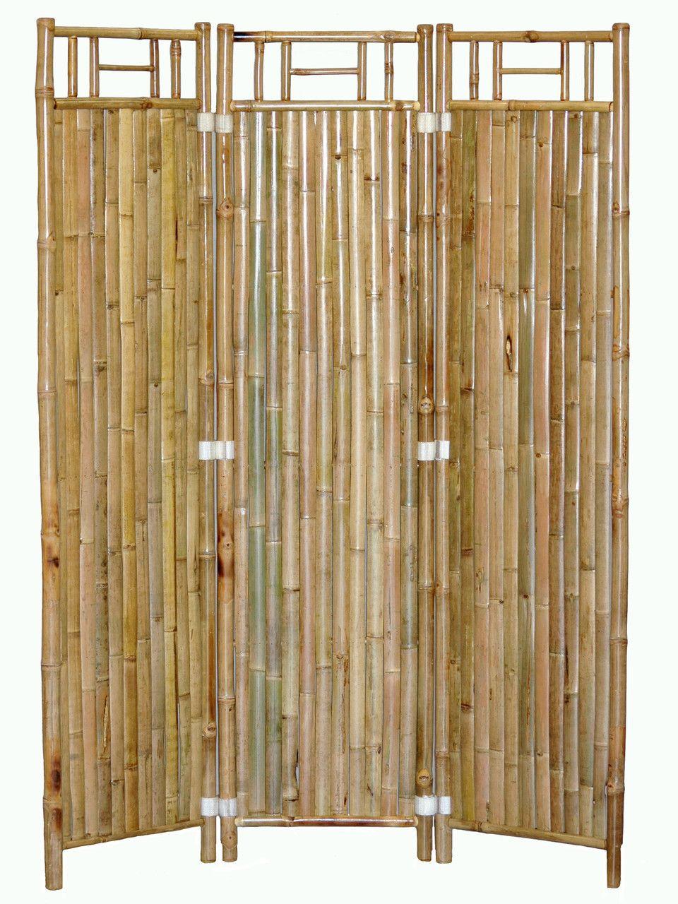 Panel bamboo room divider screen bamboo room divider room