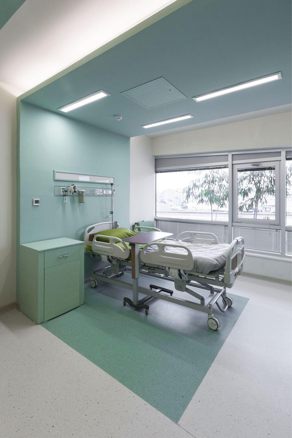 Hospital Room Interior Design: Clinic Interior Design, Hospital Design