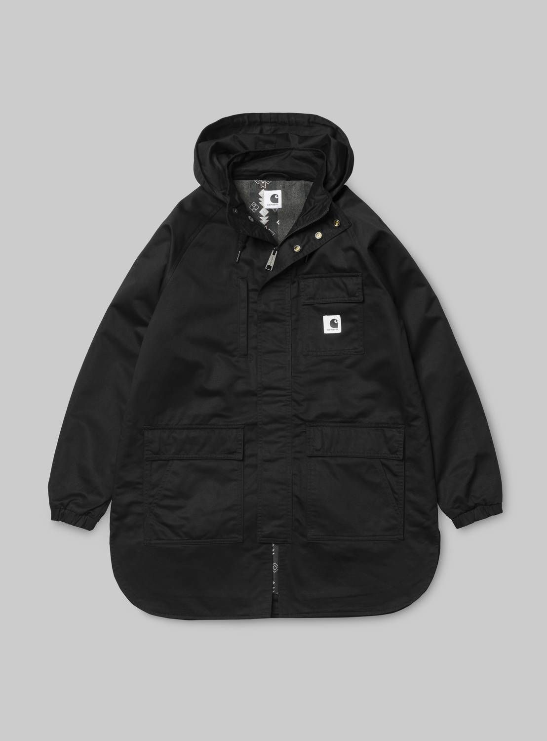 Shop the Carhartt WIP W' Jarvis Parka from the offical online ...