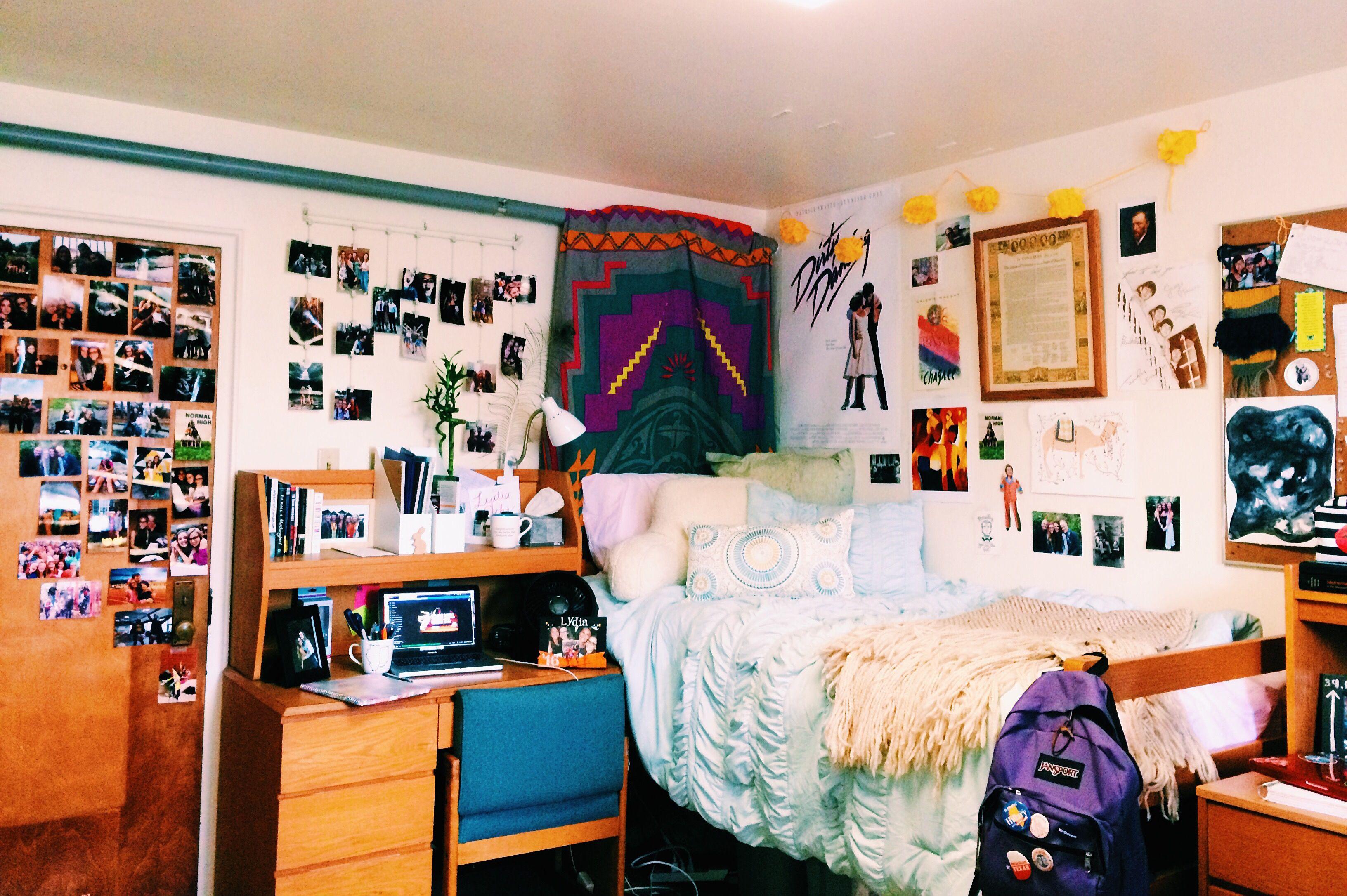 My Freshman Dorm Room In Ross Hall At Butler University