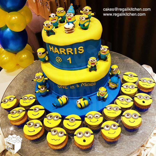 Mini Fondant Cakes Manila