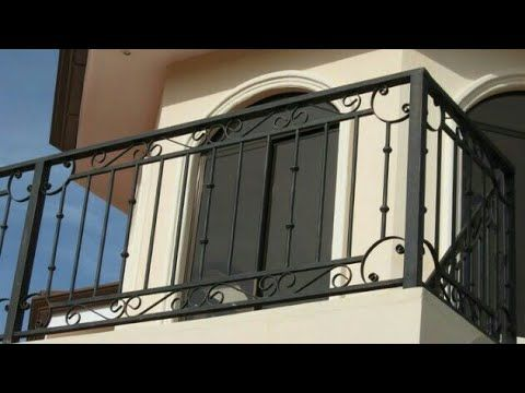 Latest balcony railing designs for modern homes | Balcony ...