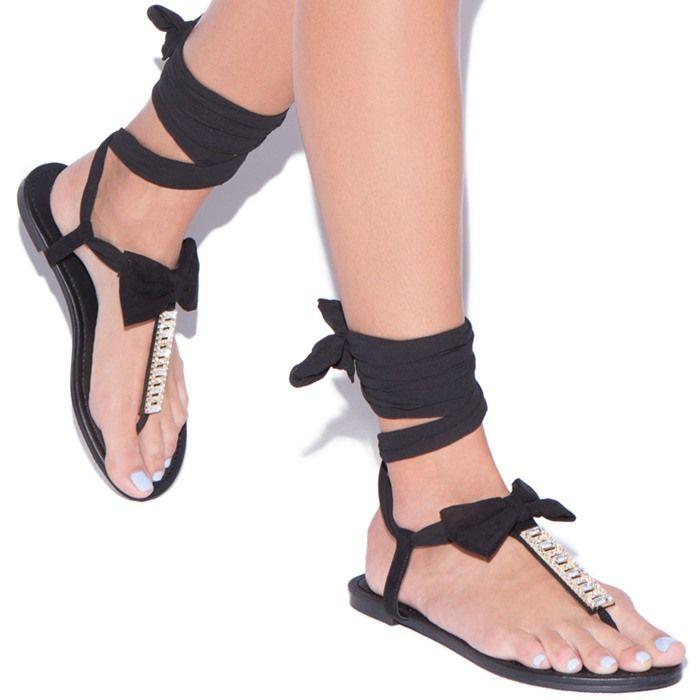 T strap sandals, Pretty sandals