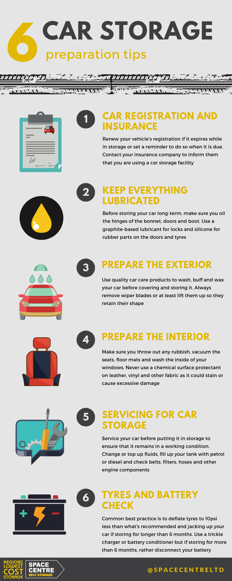 How To Prepare Your Car For Long Term Storage Carstorage