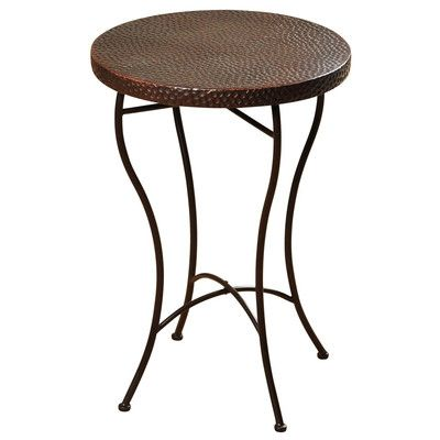 Style Craft End Table Reviews Wayfair