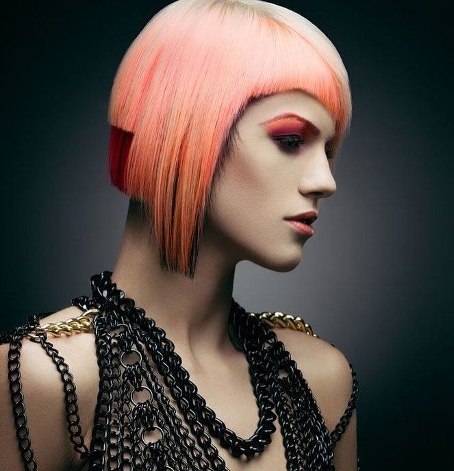 Check Out Lisa Warrens Hair Upload Of The Day On Bangstyle - Hairstyles for short hair upload photo