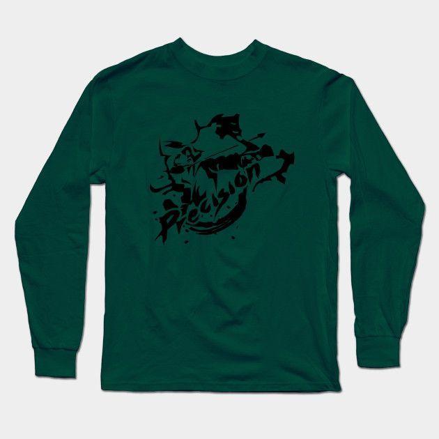 Precision Long Sleeve T-Shirt
