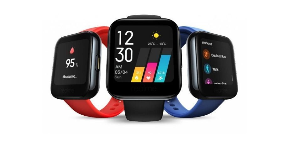 Realme Watch with 1.4-inch touch screen display, SpO2 monitor launched in India at Rs. 3999
