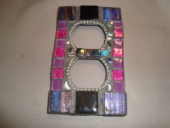 MOSAIC Electrical Outlet Cover Plug Home by ...